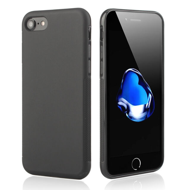 black gel iphone 8 case