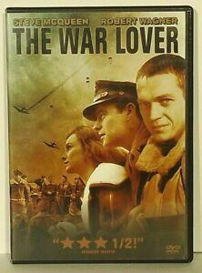 The-War-Lover-DVD-1962-Steve-McQueen-Robert-Wagner-War-Movie