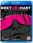 WWE - Bret 'Hit Man' Hart - The Dungeon Collection (Blu-ray, 2013, 2-Disc Set)