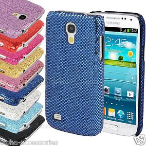 Paillettes-Bling-Diamant-Paillettes-Dos-Etui-Rigide