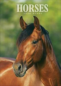 Horses-A5-Official-2020-Diary