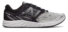 New Balance Men's Fresh Foam Zante v3 Shoes Grey with Black & White
