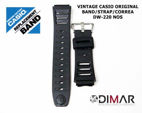 Strap DW-220 NOS Vintage Casio Original Band //Strap