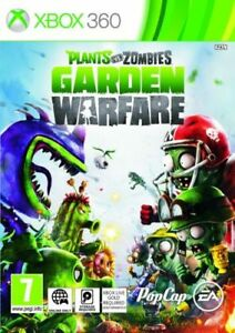 Plants-vs-Zombies-Garden-Warfare-XBOX-360-Mint-Condition-Dispatch-IN-JUST-12HRS