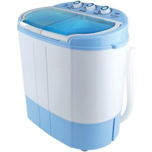Compact-Portable-Washer-amp-Dryer-with-Mini-Washing-Machine-and-Spin-Dryer-White
