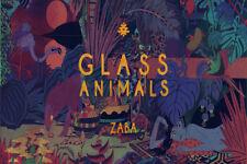 Art Poster Glass Animals Zaba Music Group 36 27x40inch Wall Silk N586