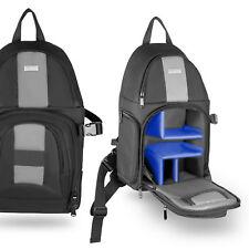 Phot-R Urban Sling Camera DSLR SLR Bag Backpack Rucksack Case Cover for Canon