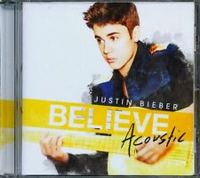 JUSTIN BIEBER believe acoustic (CD)