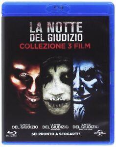 La-Notte-Del-Giudizio-Collezione-3-Film-Cofanetto-Con-3-Blu-Ray-Nuovo