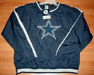 Dallas-Cowboys-Pullover-Medium-NFL-Huge-Star-Logo-Cowboys-Football-Logo-Jacket