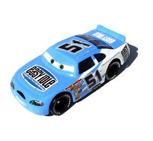Disney Pixar Movie Cars Toy Car Diecast Vehicle Piston Cup 51 Easy