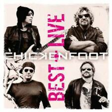 Chickenfoot - Best + Live - New 2 x CD Album - Pre Order - 10th March