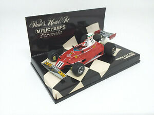 MINICHAMPS 1/43 - Ferrari 312 T 1975 - C. Regazzoni  Art. 430750011