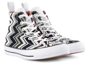 Image is loading CONVERSE-CHUCK-TAYLOR-ALL-STAR-HI-MISSONI-MULTI- ed2813f2b