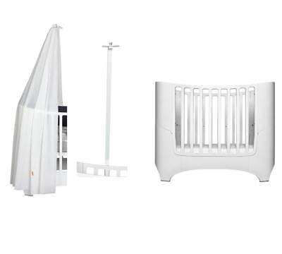 Leander Matratzen Auflage für Babybett 70 x 120 cm in weiß NEU Fachhändler