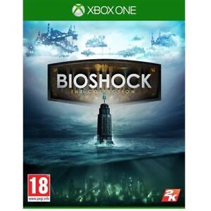 Bioshock-LA-COLLECTION-XBOX-ONE-Tout-Neuf-Jeu-amp-scelle-VENDEUR-ROYAUME-UNI-1