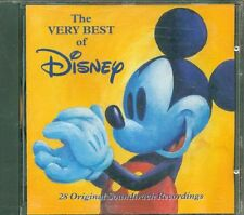 The Very Best Of Disney - Mary Poppins/Beauty And The Beast/Dumbo Cd Perfetto