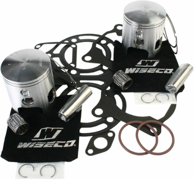 65.25mm Pistons Top End Gaskets Spark Plug Yamaha YFZ350 Banshee 1987-2006