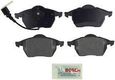 1995-2009 SVW BOSCH Disc Brake Pads SET Front Axle Fits AUDI A4 VW Passat