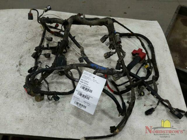 2007 Lincoln Mkz Engine Wire Harness 2