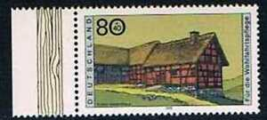 Allemagne-1995-Mi-N-1819-Mnh-Fur-die-Wohlfahrtspflege-eifeler-bauernhaus