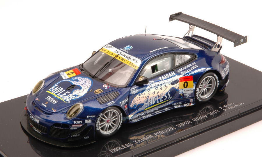 Porsche 997 gt3  0 12th súper gt300 2013 K. Mineo n. Yokomizo 1 43 Model 44925