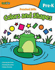 Preschool skills: Colors and shapes by Spark Notes (Paperback, 2011)