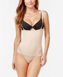 1a21193a20 Wacoal 808158 Women s High-Waist Beige Shaping Brief Underwear Size ...