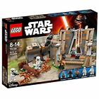 LEGO Star Wars 75139 Battle on Takodana With 5 Minifigures Building Set