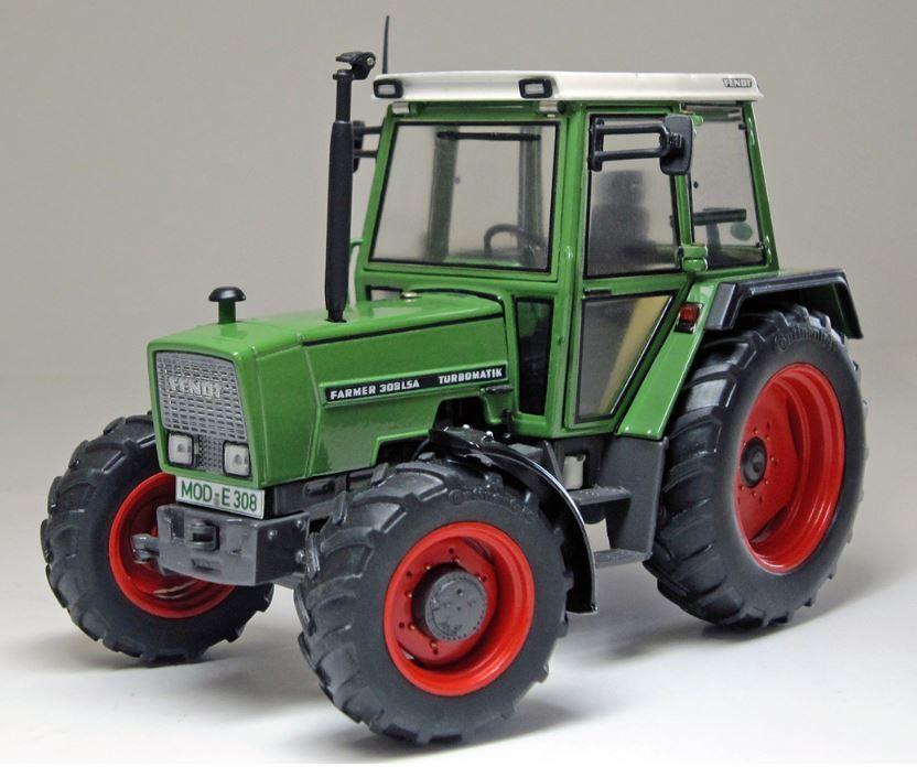 Fendt landwirt 308 lsa 1  32 - modell weise-toys traktor 19841988