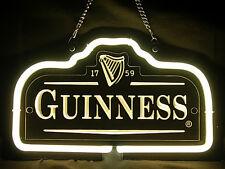 Guinness (Pattern 1) Beer Pub Bar Display Advertising Neon Sign