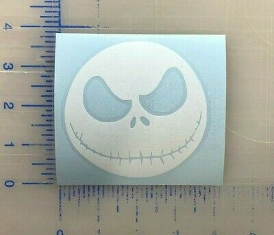 JACK SKELLINGTON Sinister Nightmare Smile Vinyl Decal Car Sticker CHOOSE SIZE