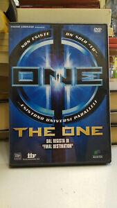 dvd-THE-ONE-James-Wong-Jet-Li-OTTIMO