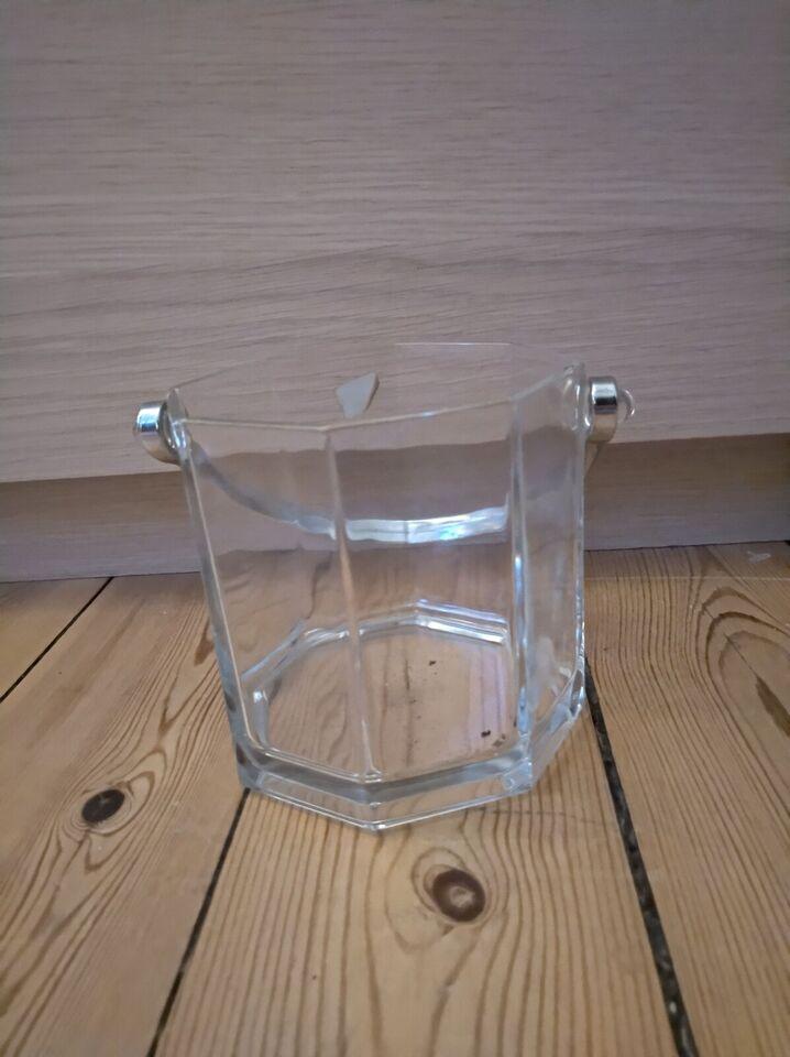 Glas, Spand, isspand