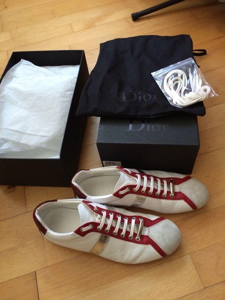 Dior Homme Sneaker Size 41 Eu
