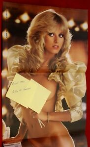 Cathy St. George, Miss August 1982, Playboy Playmate