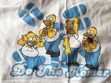 Homer Simpson Do The Homer Dance The Simpsons Licensed  T-Shirt Medium