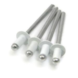 """Qty-250 All Aluminum POP Rivet 3//32/"""" x 1//4/"""" Gap 3-4 0.126-0.250"""