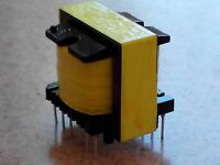 Output Matching Auto Transformer For Crystal Radio, 100k-8ω Variable