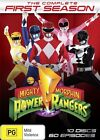 Mighty Morphin Power Rangers - The Mutiny : Season 1 (DVD, 2015, 10-Disc Set)