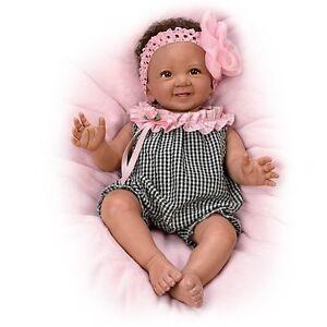 Alanna Baby Doll Ashton Drake Baby Photo Contest Winner By Ashton