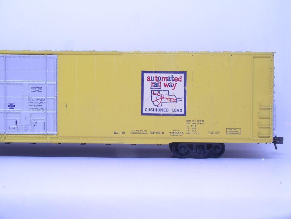 Modelbane, Walthers 4 doors, skala HO