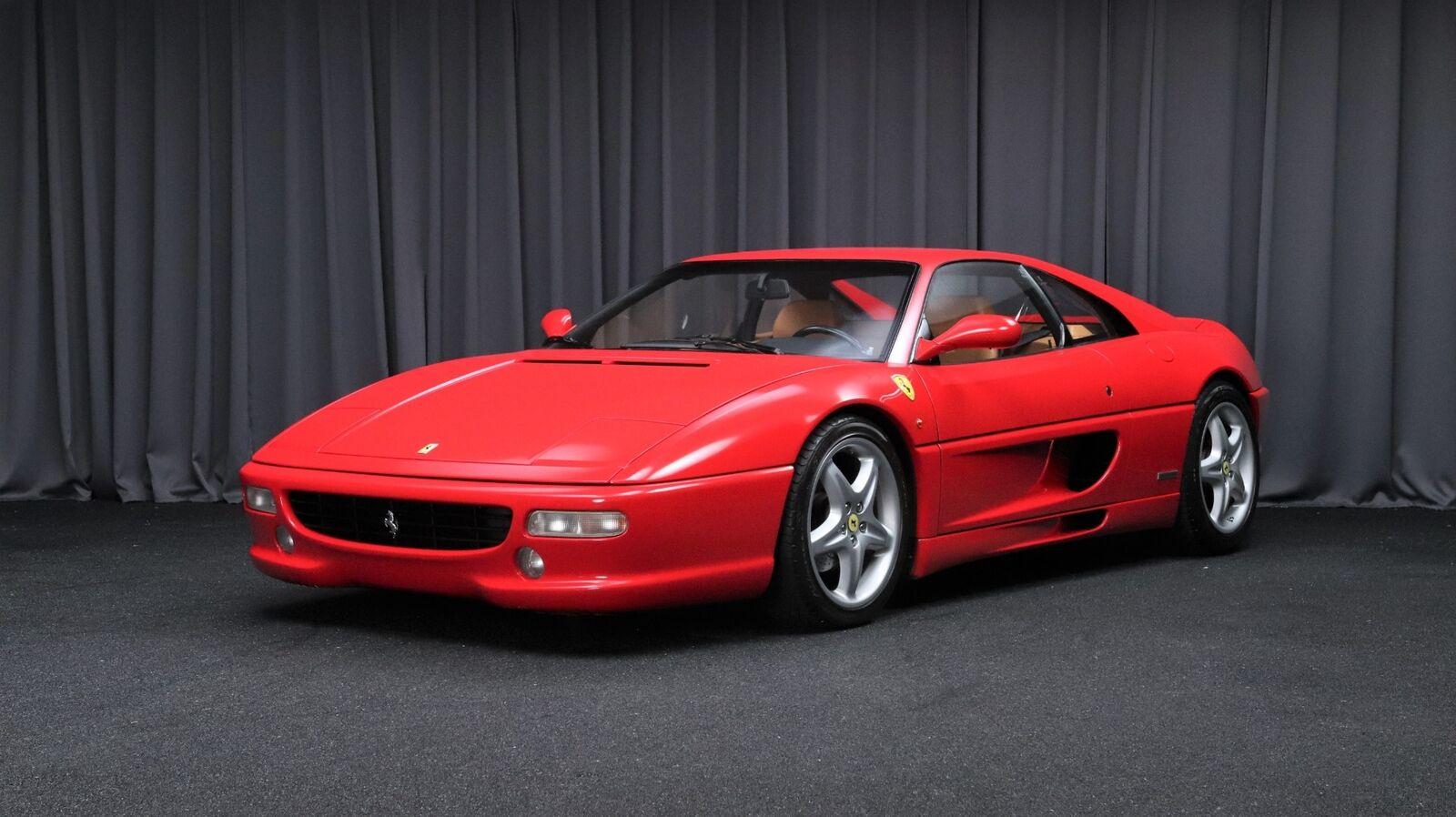 Ferrari F355 3,5 F1 GTB 2d - 6.495 kr.