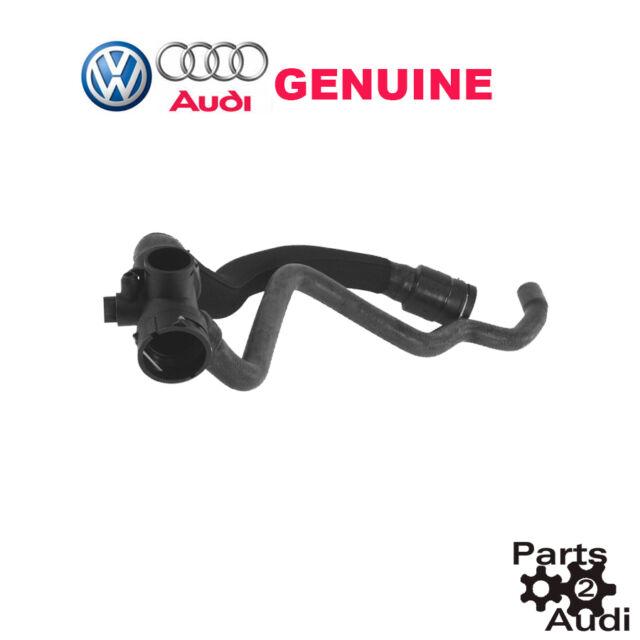For Audi A4 Quattro 2005-2009 Lower Water Hose Genuine 8E0 121 049 L