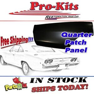 Fits Charger Cuda Roadrunner Coronet Superbee Hood and Trunk Bumper Kit