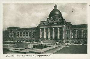 Ansichtskarte-Muenchen-Armeemuseum-Kriegerdenkmal-Nr-9230