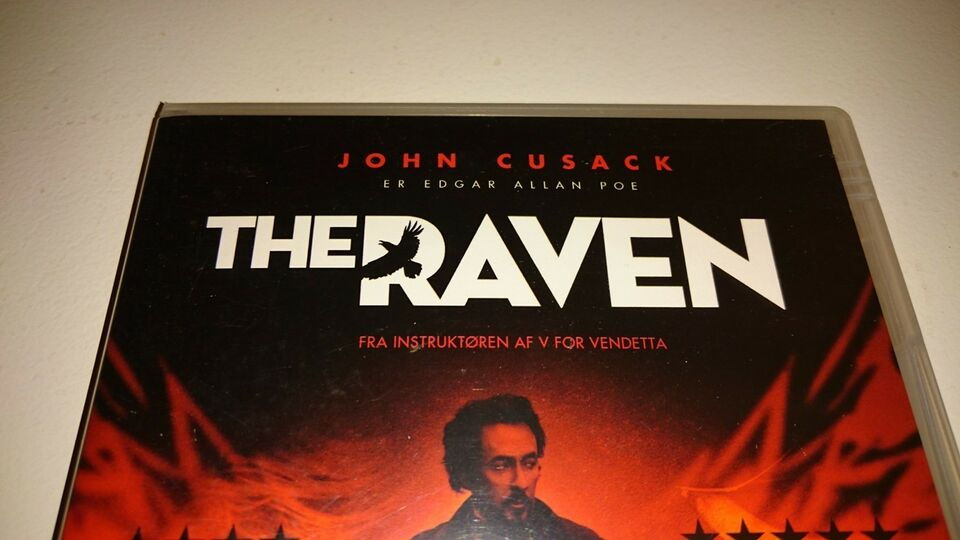 The Raven, DVD, thriller