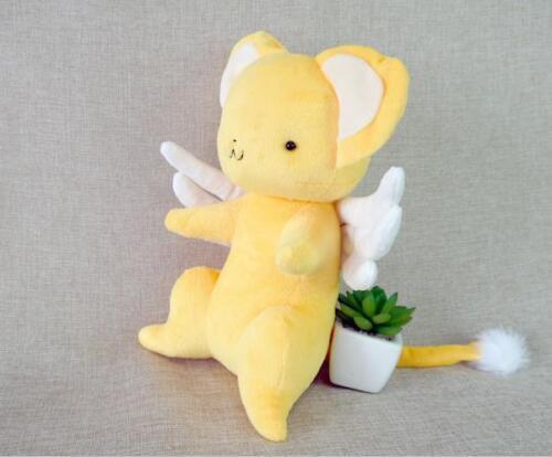 Card Captor Sakura Katanori Kero Plush Toy Doll Cerberus Japan Anime Cosplay COS
