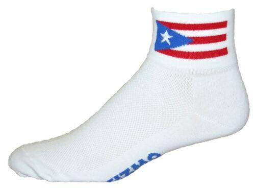 PUERTO RICO TEAM CYCLING SOCKS BRAND NEW ***