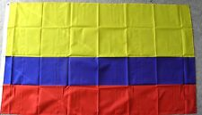 COLOMBIA POLYESTER INTERNATIONAL COUNTRY POLYESTER FLAG 3 X 5 FEET